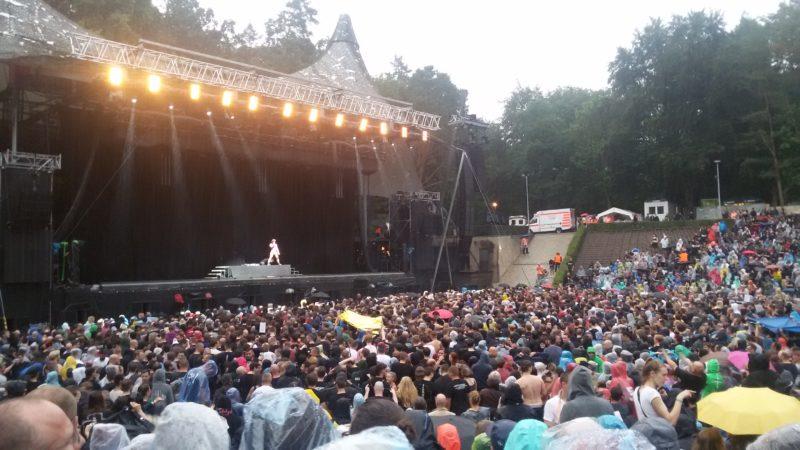 Waldbühne 8. Juli 2016
